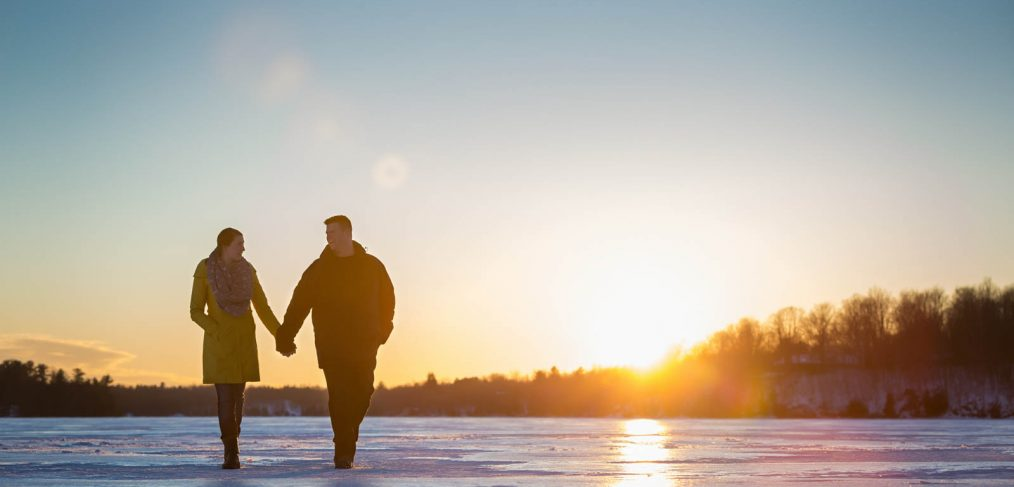Rideau Lakes engagement session Perth by Pixelicious