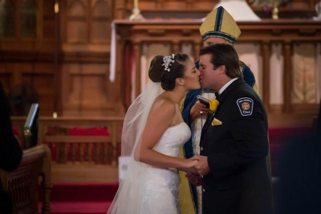St James Anglican Church, Crystal Palace wedding, Perth