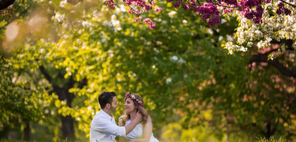 Espace de la vie Montreal Botanical Garden wedding Pixelicious