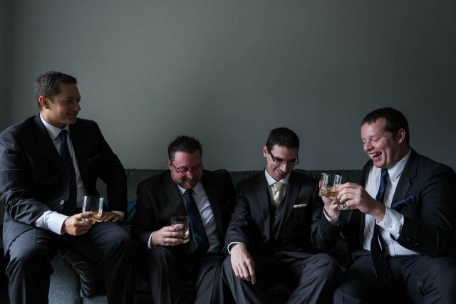 Watson's Mill wedding, Manotick