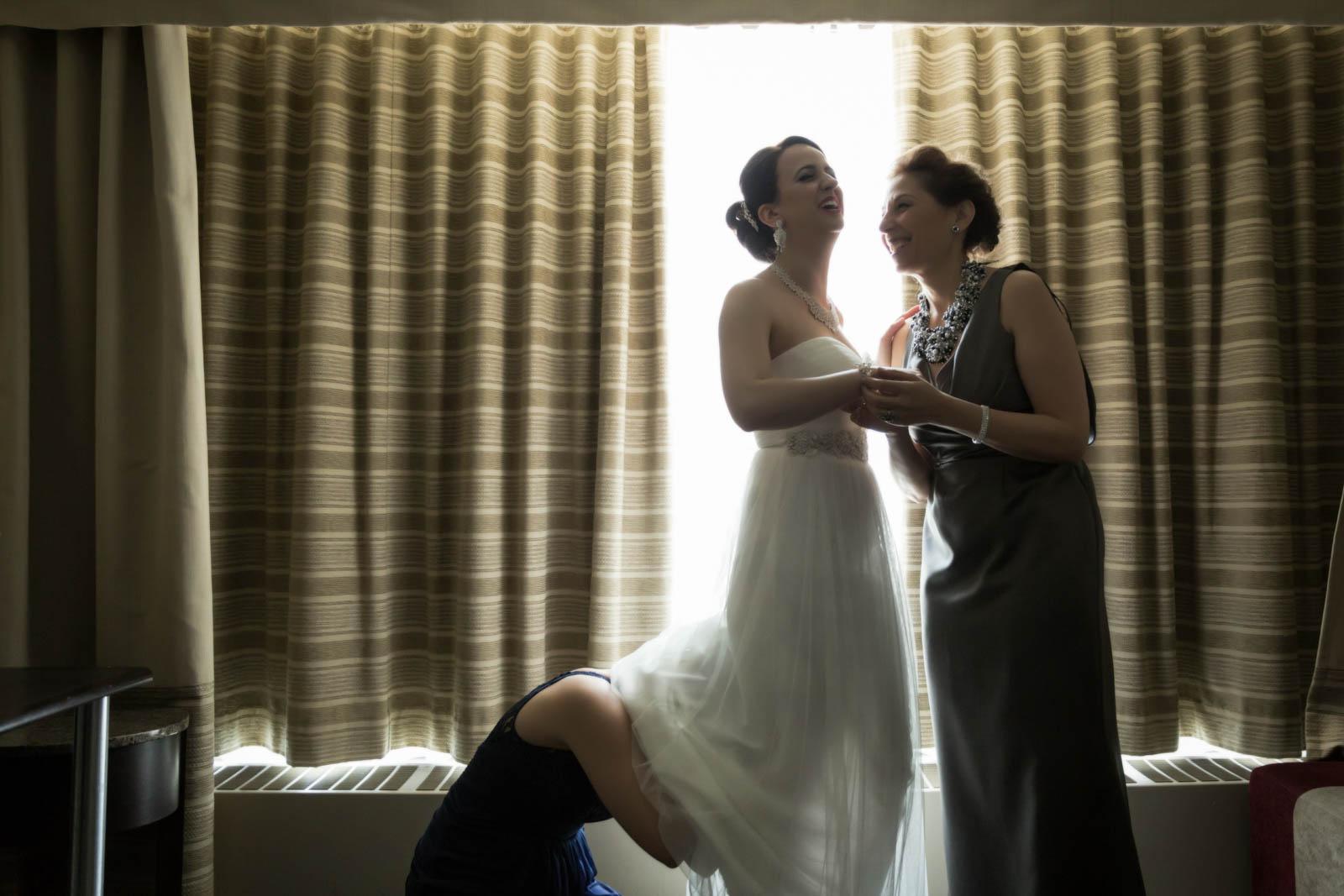Sabrina and Domenic Hotel Bonaventure and Le Toundra Montreal wedding – 009