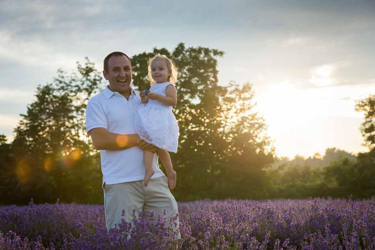 Maison Lavande family portrait session lavender fields – 017