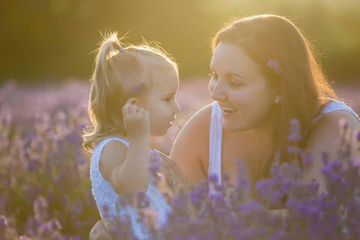 Maison Lavande family portrait session lavender fields – 021