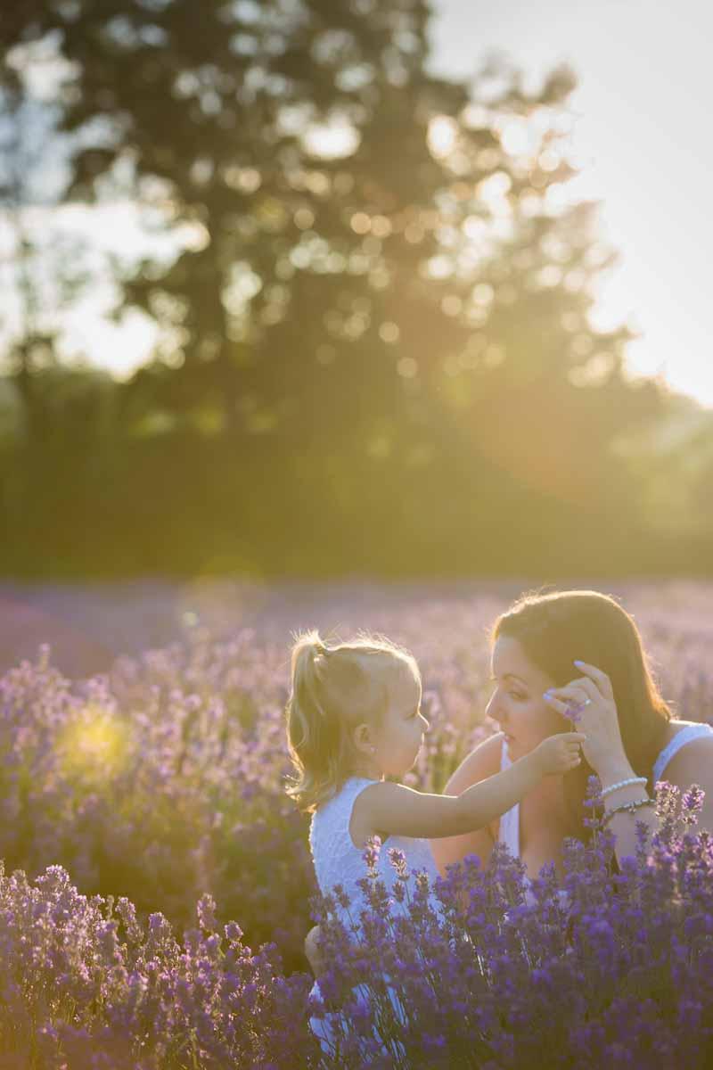 Maison Lavande family portrait session lavender fields – 022