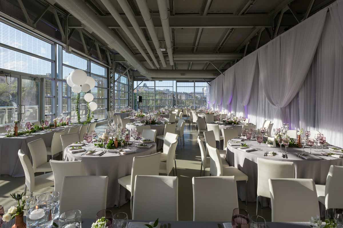 Pixelicious Montreal Science Centre wedding – 033