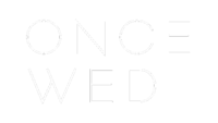Oncewed logo