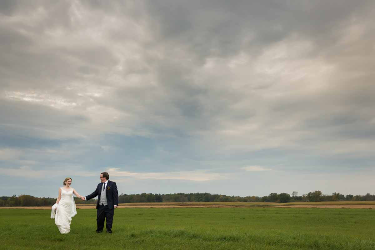 Pixelicious wedding at Bergeries de l'Acadie Saint-Jean-sur-Richelieu