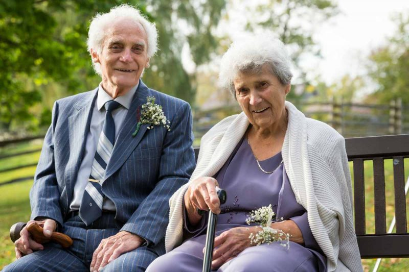 Pixelicious Erika and Simon Bergeries de l'Acadie wedding with grandparents