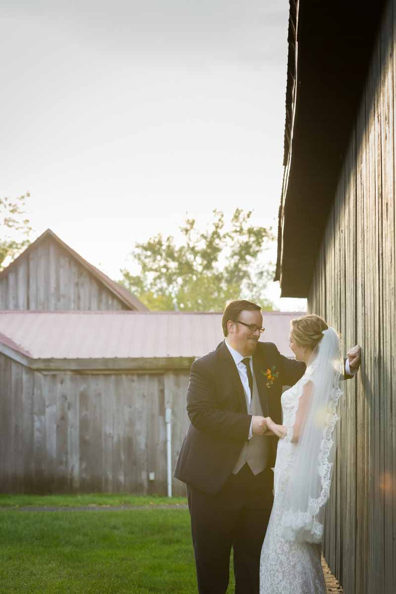 Pixelicious Erika and Simon Bergeries de l'Acadie wedding bridal portraits