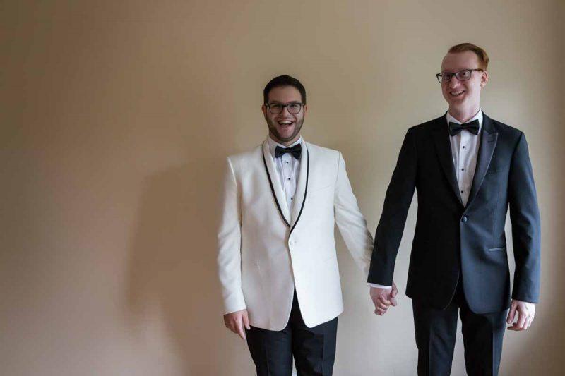Pixelicious Megan and Raphael wedding groom and groomsman