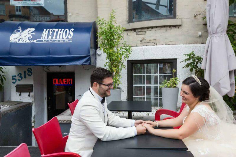 Pixelicious Megan and Raphael wedding bridal portraits at Mythos