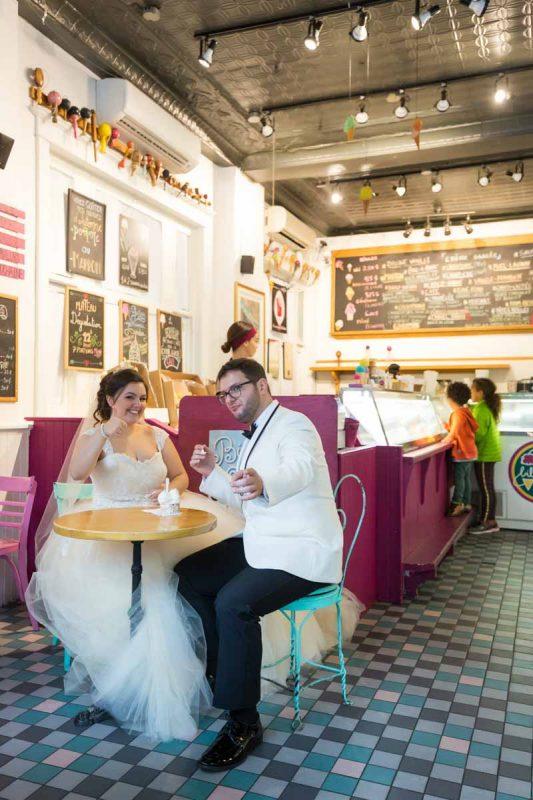Pixelicious Megan and Raphael wedding bridal portraits at Bilboquet