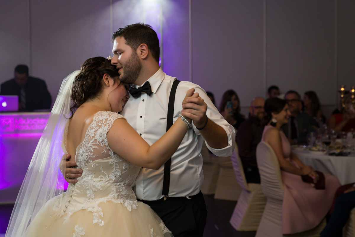 Pixelicious Megan and Raphael Olympia wedding reception first dance