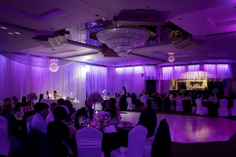 Le Rizz wedding reception