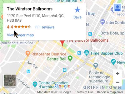 Windsor Ballrooms