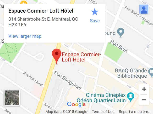 map - cormier