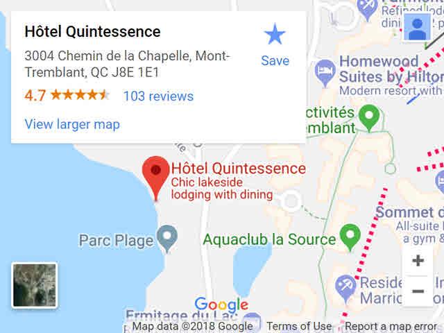 map - quintessence