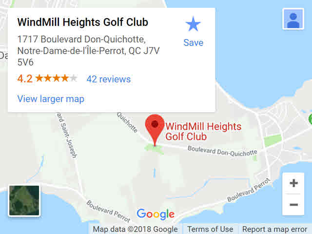 map - windmill