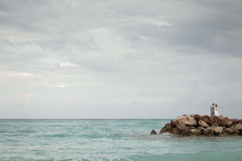 Wide photo of Montego Bay Jamaica