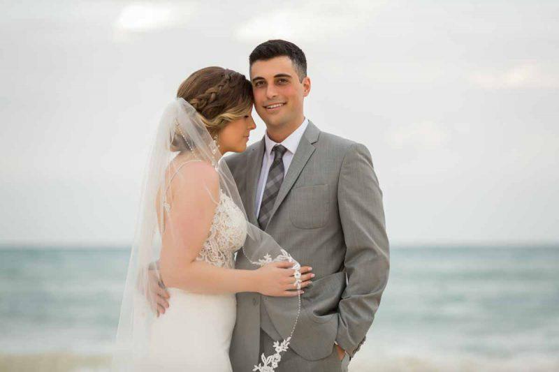 Bridal portraits Jamaica Royalton White Sands Montego Bay