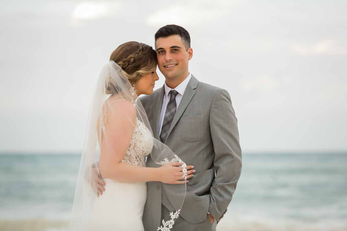 Bridal portraits Jamaica Royalton White Sands Montego Bay