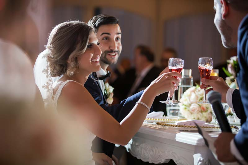 Wedding speech toast