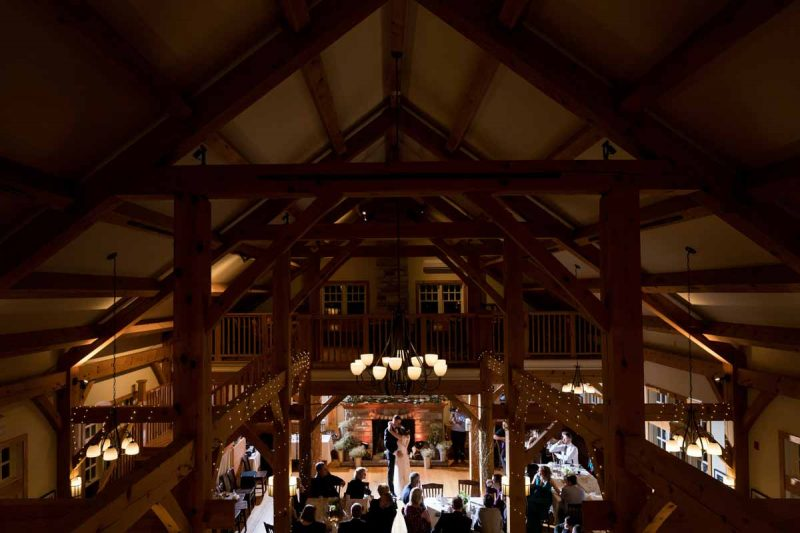 Temples Sugar Bush Ltd wedding reception
