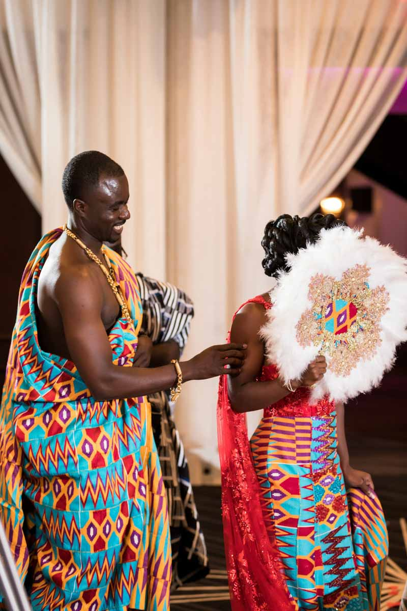 Ghanaian wedding ceremony games