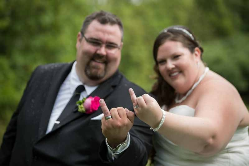 Testimonial for Holiday Inn and Suites Kanata wedding