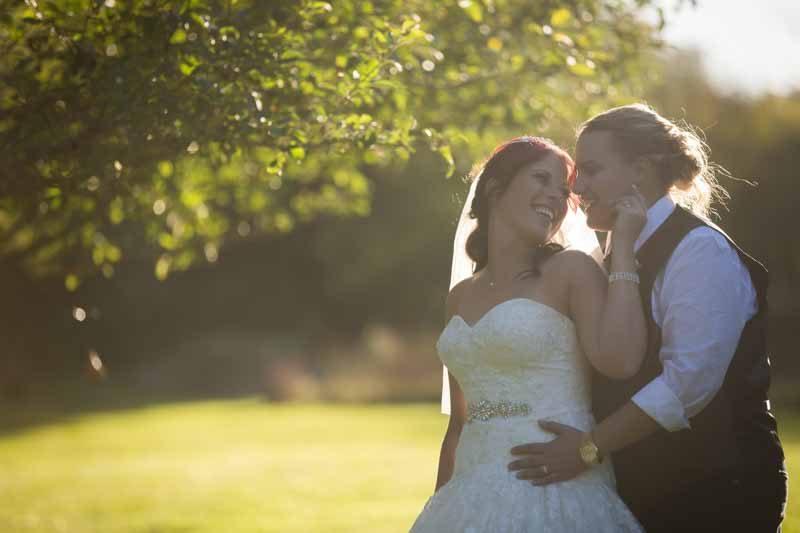Wedding at Herb Garden