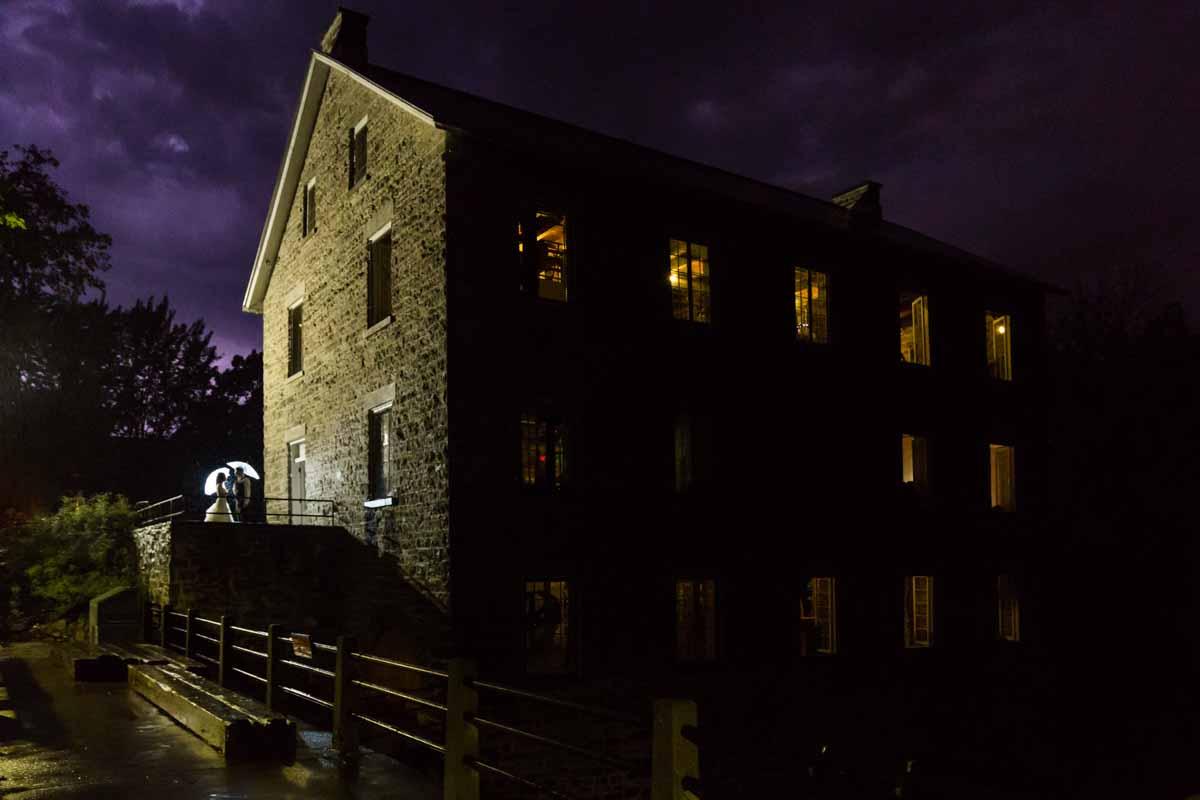 Watson's Mill wedding Manotick Ontario