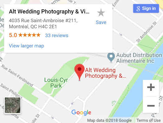 Alt Wedding Photography