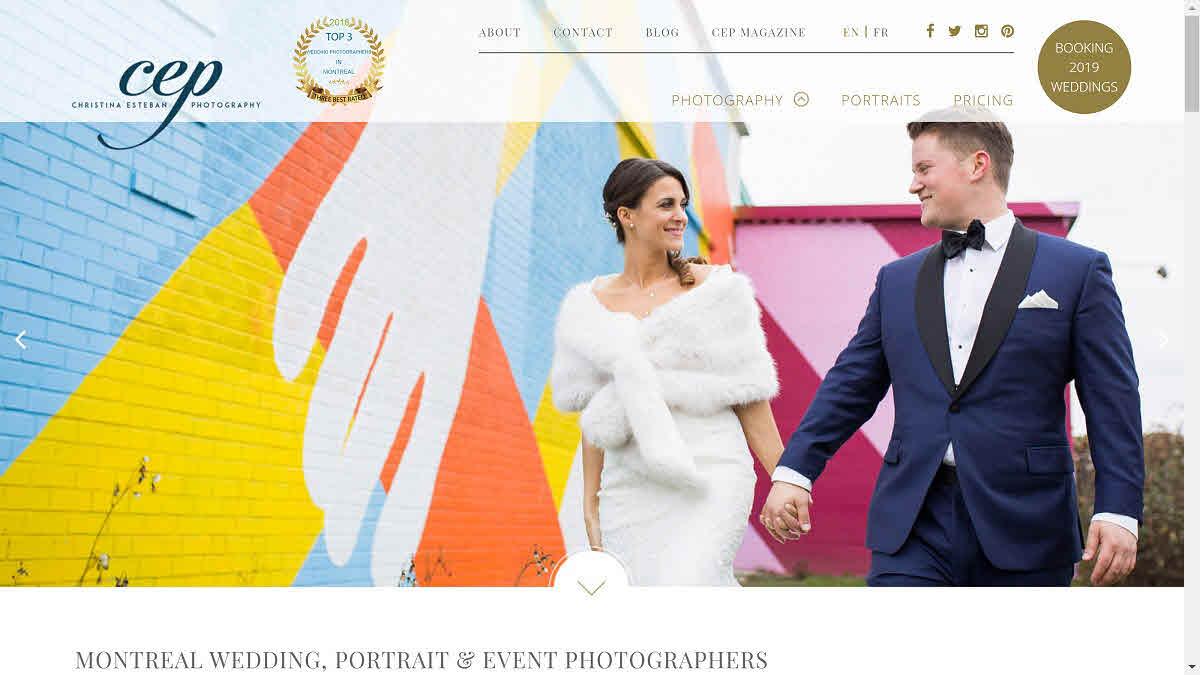 CEP – homepage
