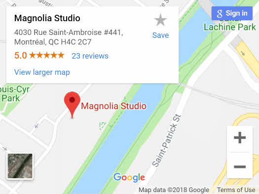 Magnolia Studio GMB