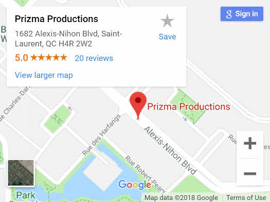 Prizma Productions GMB